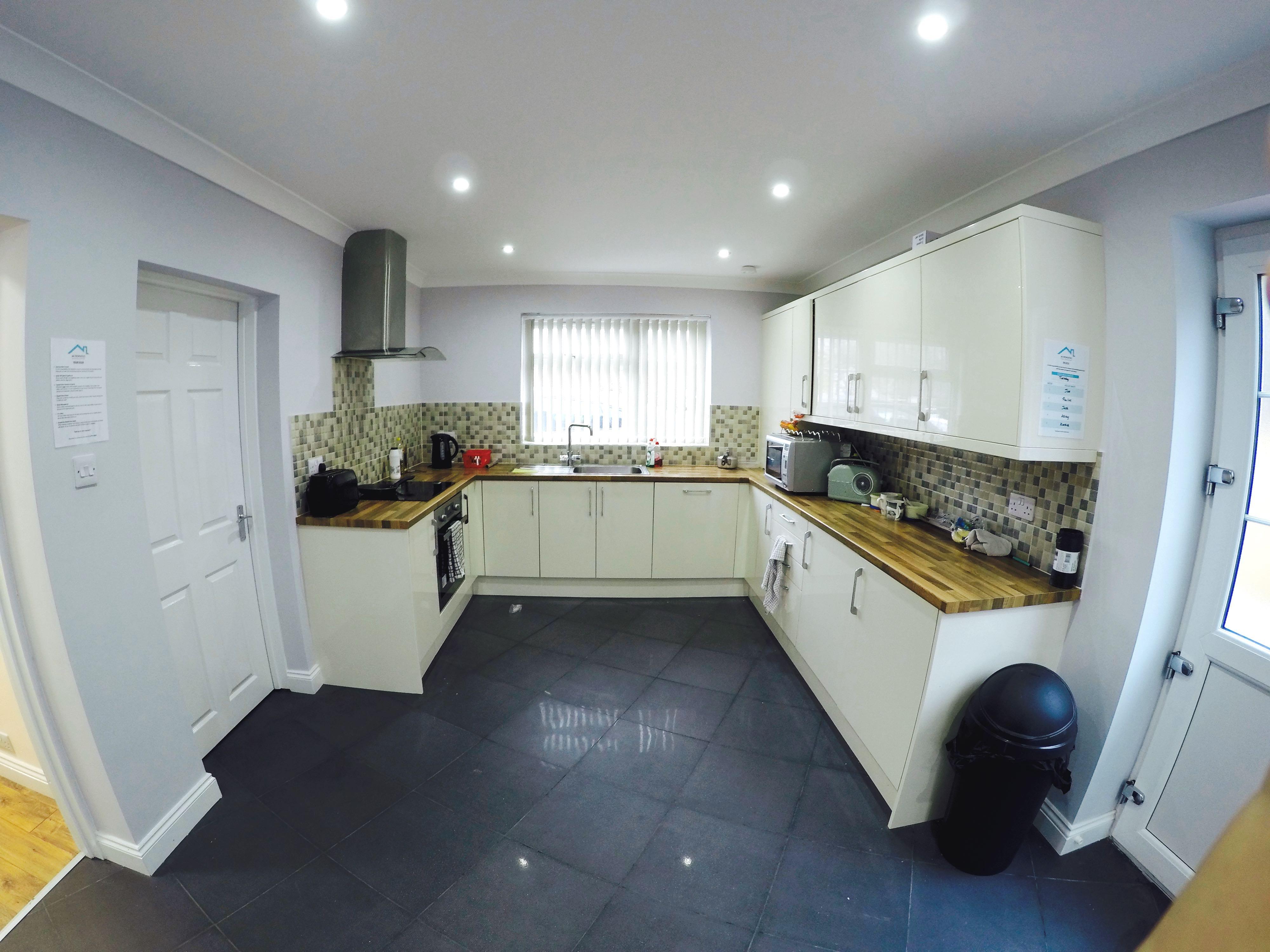 Twyford House Kitchen